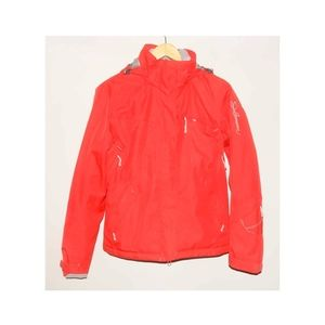 SALOMON Ski Snowboarding Red Winter Jacket Size XS